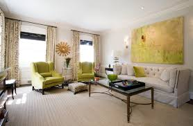 white in interior design archives the colorful beethe colorful bee all white room with lime and yellow art and gold