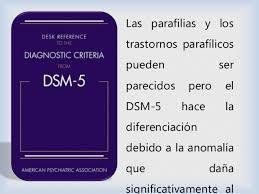 Dsm 5 Desk Reference Parafilias Do Not Let Them Die