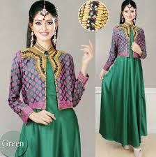 Baju Muslim Dewasa Ukuran Kecil baju gamis model jodha akbar akan menjadi trend fashion baju lebaran