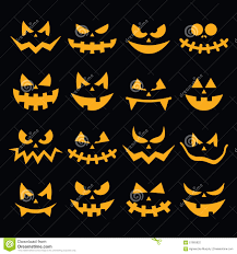 spooky halloween pictures free halloween pumpkin scary faces royalty free stock photography