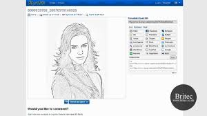 sketch my photo online free barcode software