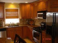 kitchen ideas oak cabinets kitchen paint colors with oak cabinets and stainless steel