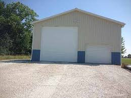 your rv garage is it built or you plan to build one soon irv2