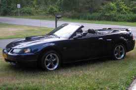2003 Black Mustang Convertible Sold 2003 Mustang Gt Convertible Manual Transmission Mustang