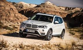 bmw 2015 model cars bmw x3 reviews bmw x3 price photos and specs car and driver