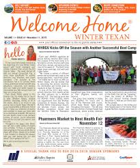 halloween city edinburg texas welcome home winter texan issue 4 november 11 2015 by kristi