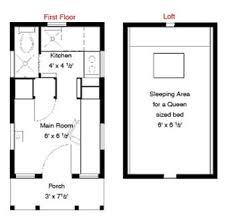 Tumbleweed Epu Tiny House Plans And Video Tour Floor Plan Tiny House