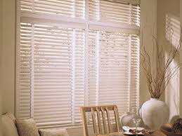 White Wood Blinds Home Depot White Faux Wood Blinds The Home Depot Throughout Window Prepare 13