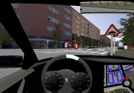 SIM EXAM 2.0 Practica Virtual de Manejo de Autos
