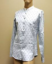 gucci paisley dress shirts for men ebay