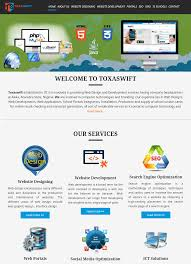 Home Design Social Network Toxaswift Web Design Web Apps Portal Web Development