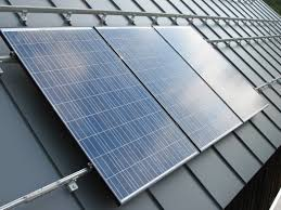 solar panels on roof solar panel attachment metal roof