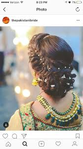 marriage bridal hairstyle best 25 indian wedding hairstyles ideas on pinterest indian