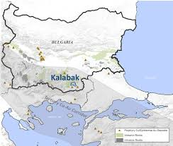 Aegean Sea Map Maps And Figures Black Sea Copper U0026 Gold Corp