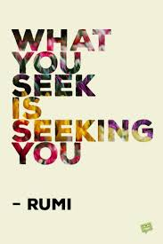 Seeking You Just Lost Wings Rumi Quotes To Help You Enjoy