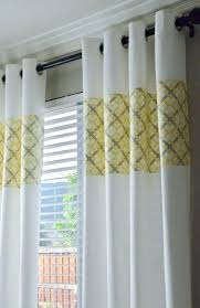 Yellow Kitchen Curtains Valances Gray Kitchen Curtains Yellow And Gray Kitchen Curtains Modern
