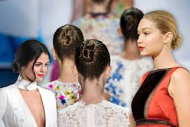 chignon tool hair trend chignons for 2016 the salad