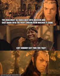Frodo Meme - frodo and sam does imgur