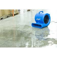 Floor Blower by 1 2 Hp 3 Speeds 2500 Cfm