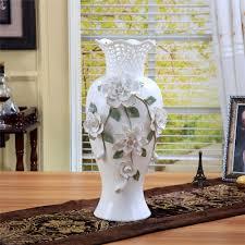 online get cheap ceramic big flowers vase aliexpress com