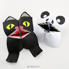 halloween cootie catchers origami for kids easy peasy and fun