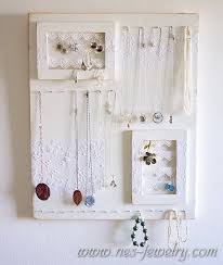 Shabby Chic Jewelry Display by 298 Best Jewelry Display Images On Pinterest Jewelry Displays