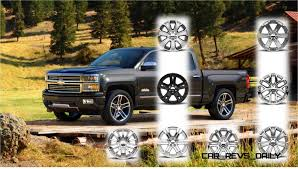 Chevy Silverado Truck Power Wheels - silverado high country visualizer with all new colors and 22