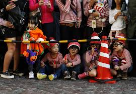 halloween in japan 2014 the japan times