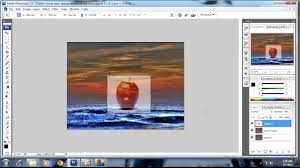 tutorial double exposure photoshop cs3 photoshop cs3 tutorial 4 layer mask cont basic of blending youtube