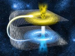 chasing wormholes the hunt for tunnels in space time