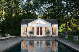 pool house plans pool houses to complete your backyard retreat inside house