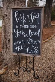 for your wedding 20 and clever wedding signs that add a somethin to