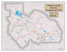 Wild Fire Quincy Ca by Firewise Communities Plumas County Fire Safe Council
