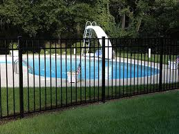 ornamental aluminum and iron fences best guarantee fence