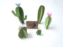 Office Desk Plants by Cactus Decor 3d Cutout Desk Decor Office Decor Home Decor