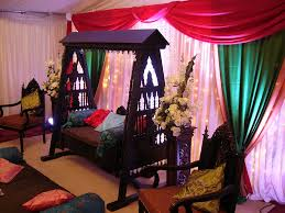 asian mehndi stage wedding decoration hire in london wedding