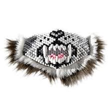 kandi mask wolf kandi mask from iedm