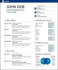 example of modern resume 7 peachy modern resume templates 5 64