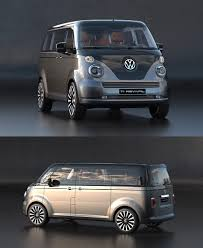 volkswagen concept van volkswagen t1 revival concept