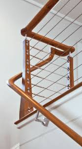 staircase construction details exterior design featuring wooden