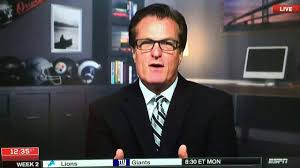 mel kiper got a new haircut for the first time in 35 years and i