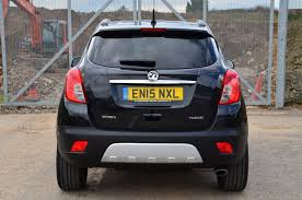 opel mokka trunk used 2015 vauxhall mokka se s s for sale in essex pistonheads
