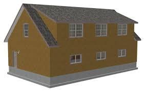 cape cod garage plans house plan cape cod plans and designs at builderhouseplanscom with
