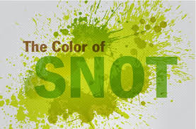 What Is The Color Of A Neon Light Snot Colour Chart Shows What Nasal Mucus Says About Your Health