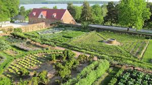Types Of Vegetable Gardening by The Four Gardens At Mount Vernon George Washington U0027s Mount Vernon