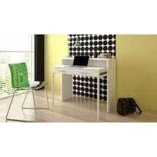 bureau console pas cher bureau console blanc achat vente bureau console blanc pas cher