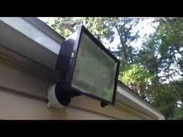 lithonia led flood light lithonia lighting floodlight outdoor pa speakers youtube