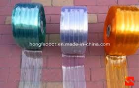 pvc door curtain china transparent pvc curtain strips polyester door curtain for