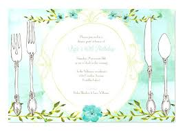 bridal brunch invite bridal brunch invitations and delightful dinner plate party