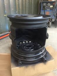Firepit On Wheels Washing Machine Drums For Pits